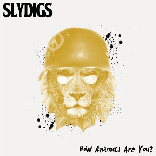 Slydigs - How Animal Are You
