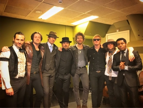 with Vintage Trouble