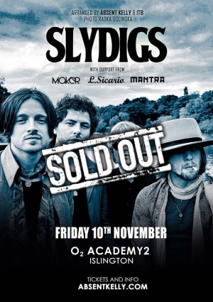 Sold Out O2 Academy Islington